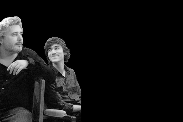 Nicolas Rey-Mathieu Saikaly-lecture musicale-garcons manques-nebia-bienne