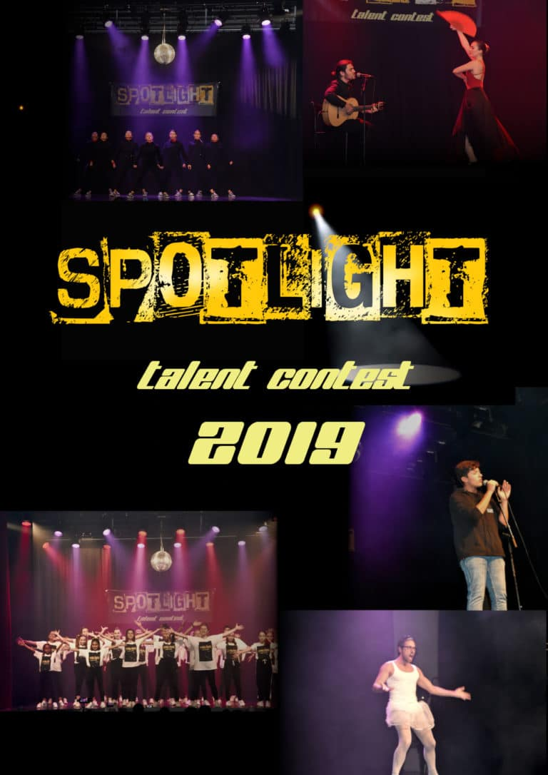 Spotlight-talent-contest