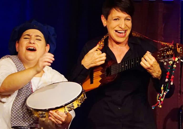 Nina Dimitri & Silvana Gargiulo