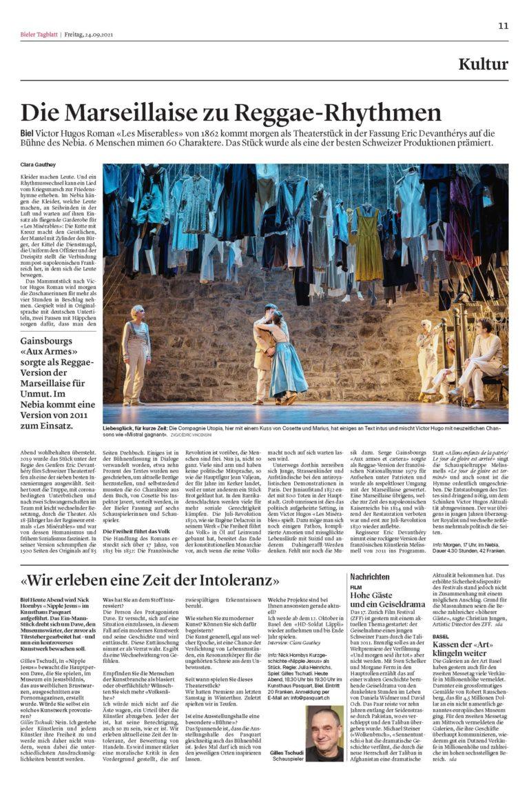 Bieler Tagblatt