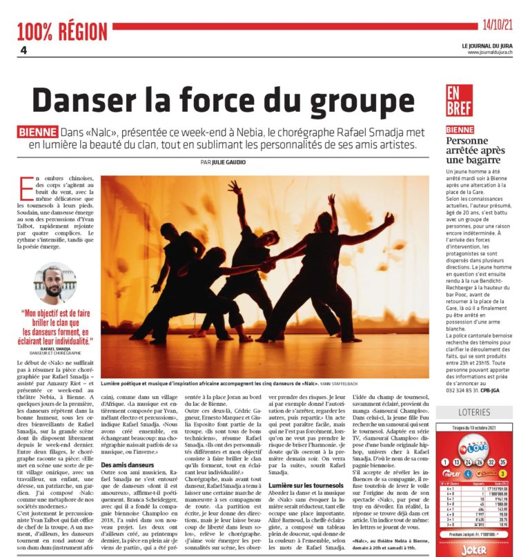 Journal du Jura